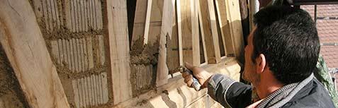 fachwerk und ausfachungen sanieren und renovieren gugenbergers. Black Bedroom Furniture Sets. Home Design Ideas